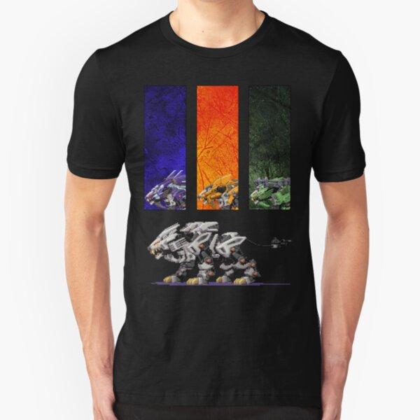 Liger Zero + CAS Slim Fit T-Shirt