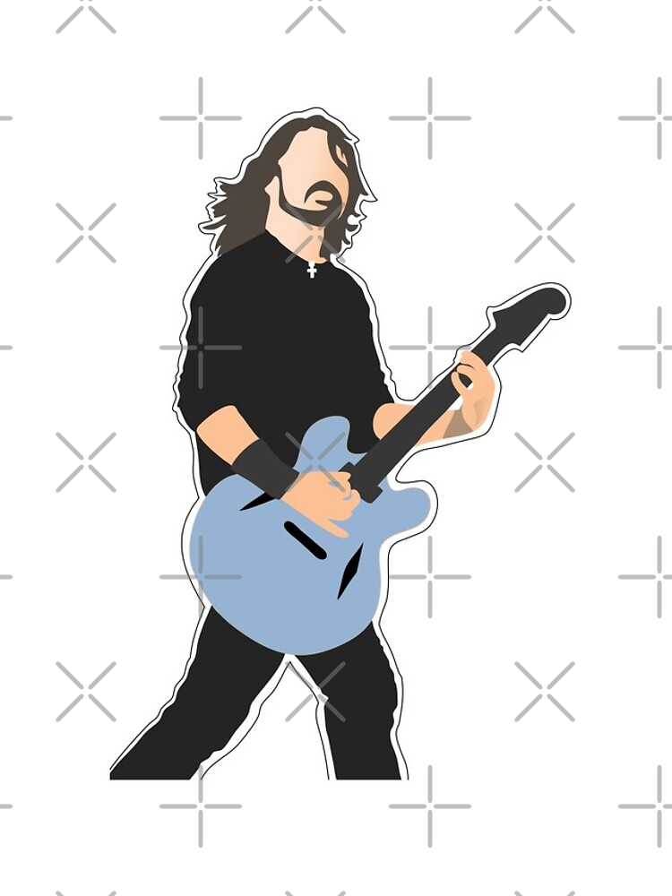 Dave Grohl  by Random-Tees