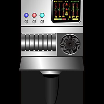 Star Trek Medical Tricorder iPhone case by superiorgraphix