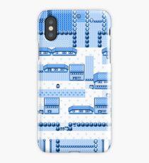 Cerulean City iPhone Case