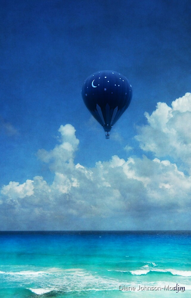 Out Of The Blue by Diane Johnson-Mosley