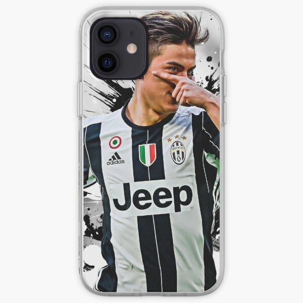 Paulo Dybala iPhone Soft Case