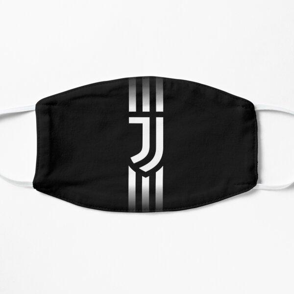Juventus logo, fading stripes (HD) Mask