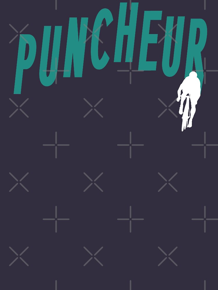 Puncheur - What type of cyclist are you? by anothercyclist