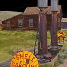 Shell Gasoline by the57man