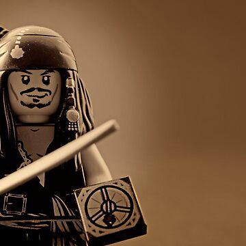 I am Captain Jack Sparrow by plopezjr