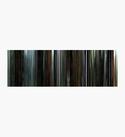 Moviebarcode: Beaufort (2007) Photographic Print