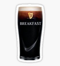 Irish Breakfast... Sticker