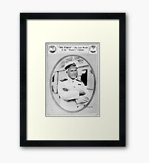 Hail to the next Chief Framed Print