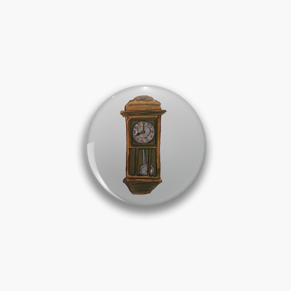 The old Times never come back Pin