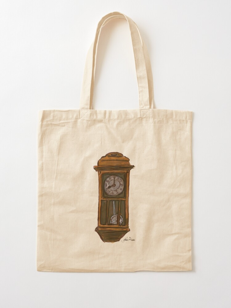 Alternate view of The old Times never come back Tote Bag