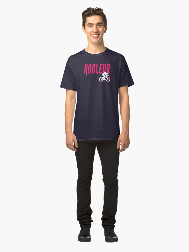 Alternate view of Rouleur - What type of cyclist are you? Classic T-Shirt