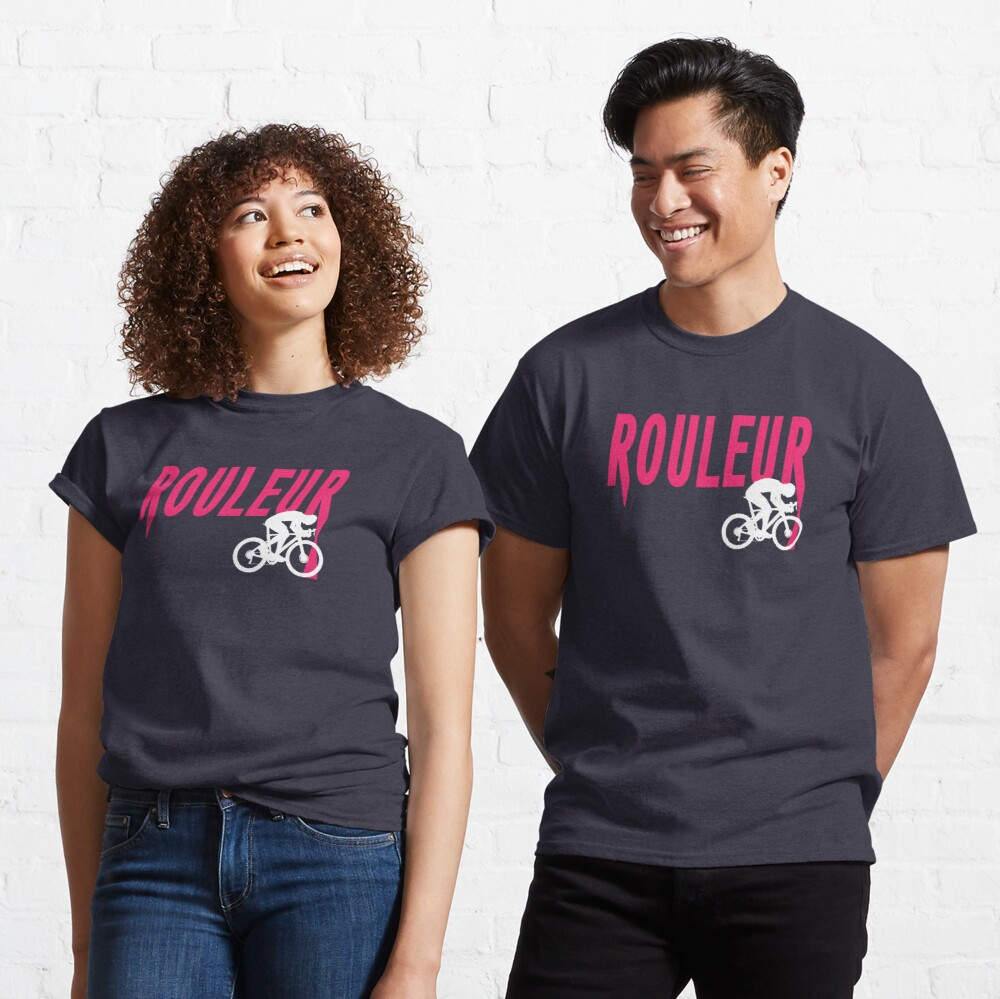 Rouleur - What type of cyclist are you? Classic T-Shirt