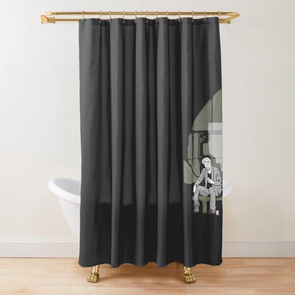 Keanu being Keanu Shower Curtain