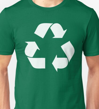 Recycling lenny Unisex T-Shirt