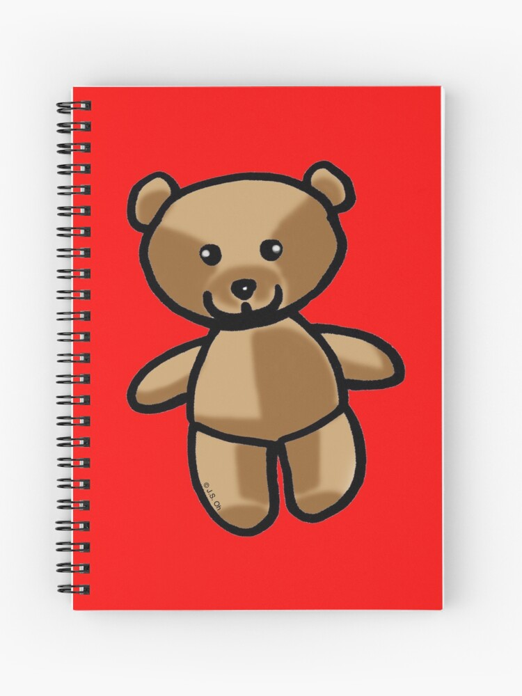 Cute Bear Notepads