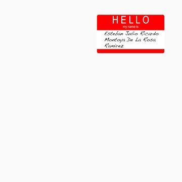 Highlander - Hello my name is... by oSYZYGYo