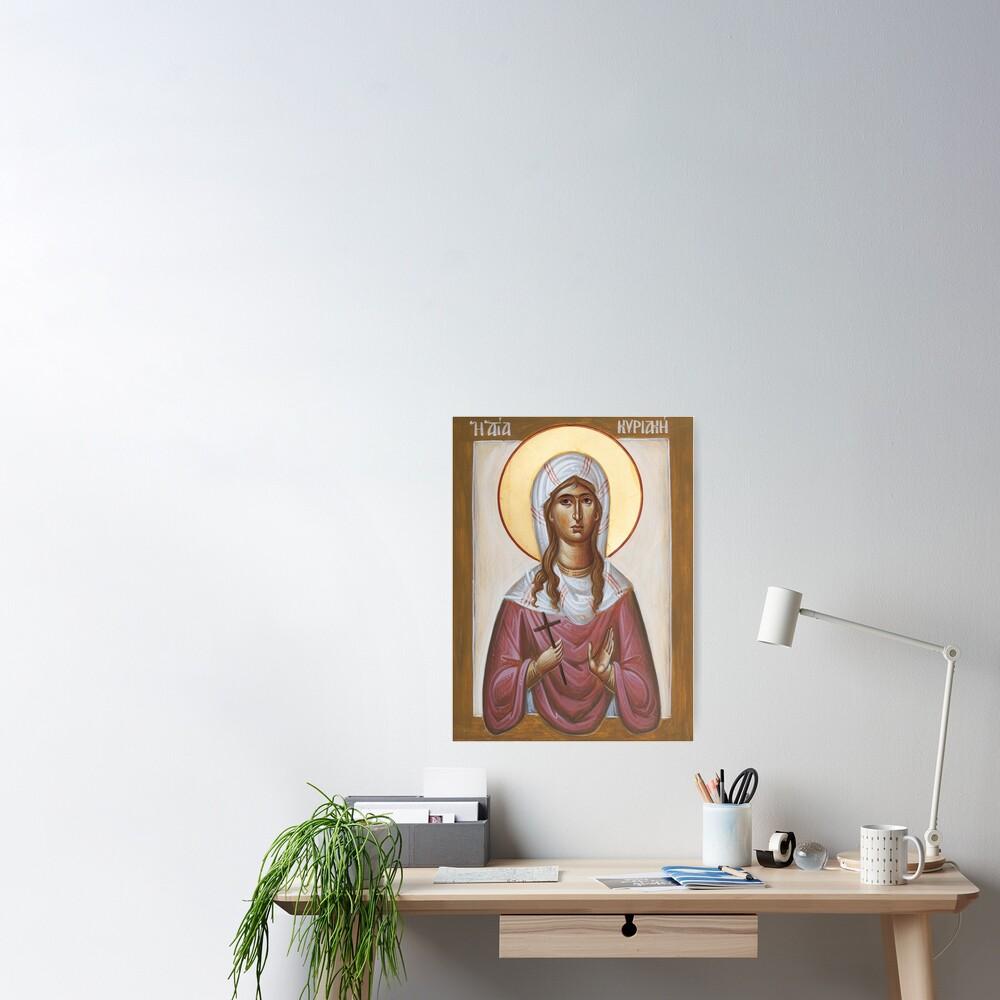 St Kyriaki Poster