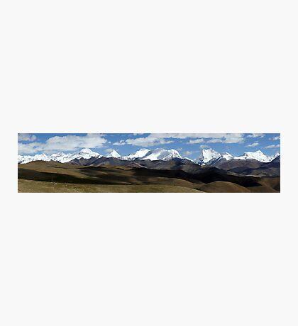 Himalayan Panoramic Photographic Print