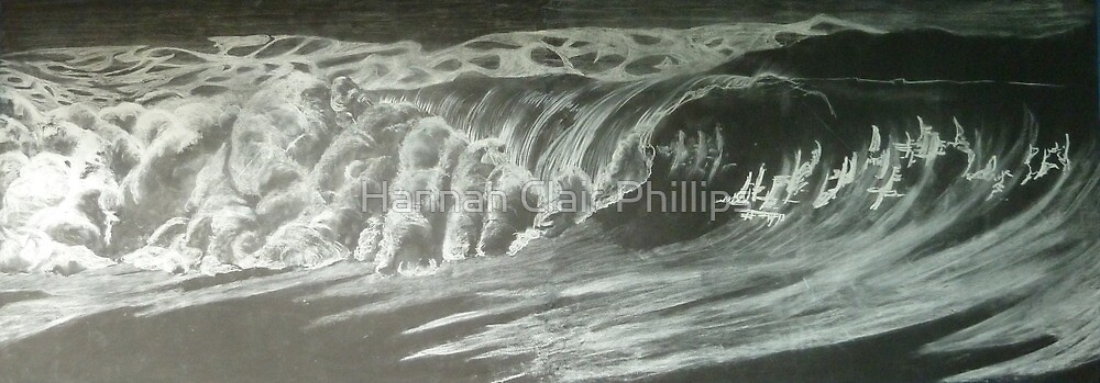 night waves by Hannah STICKNEY