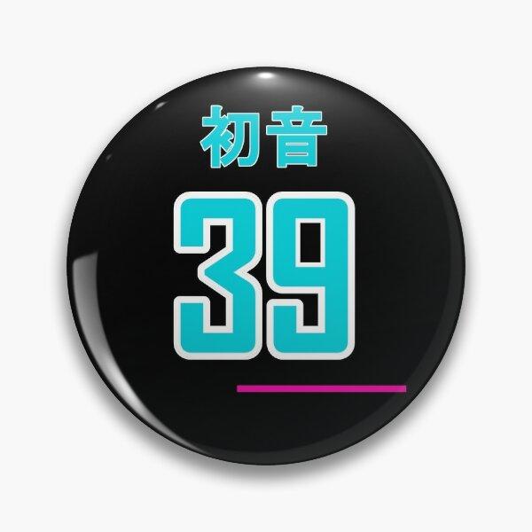 Miku Jersey Pin