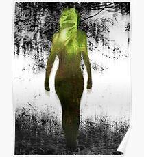 I walk among you Poster