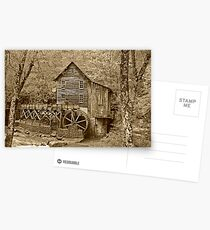 Glade Creek in Fall Postcards
