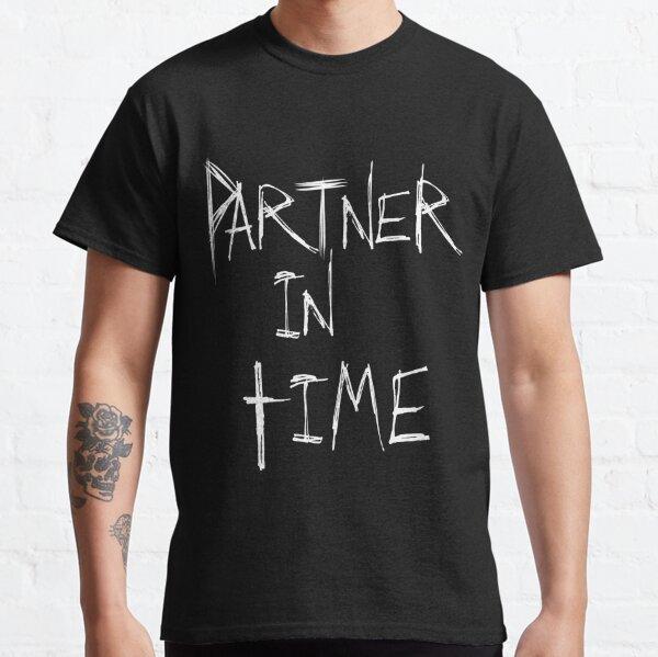Partenaire dans le temps DARK T-shirt classique