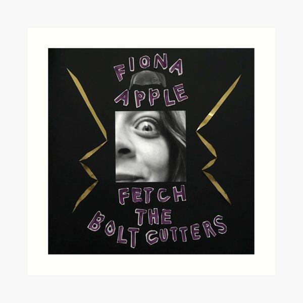 Fiona Apple - Fetch The Bolt Cutters  Art Print