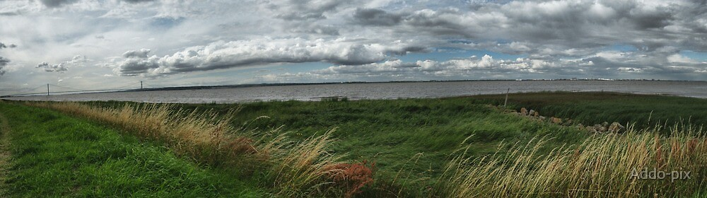 The River Humber by Addo-pix