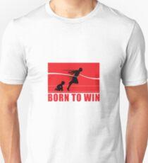 born to win Slim Fit T-Shirt