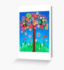 Tree of Life I Greeting Card