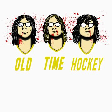 Old Time Hockey by tioem