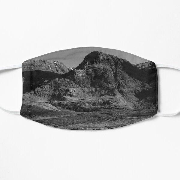 Glen Coe, the Highlands , Scotland Flat Mask