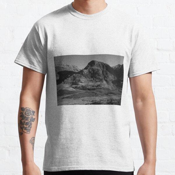 Glen Coe, the Highlands , Scotland Classic T-Shirt