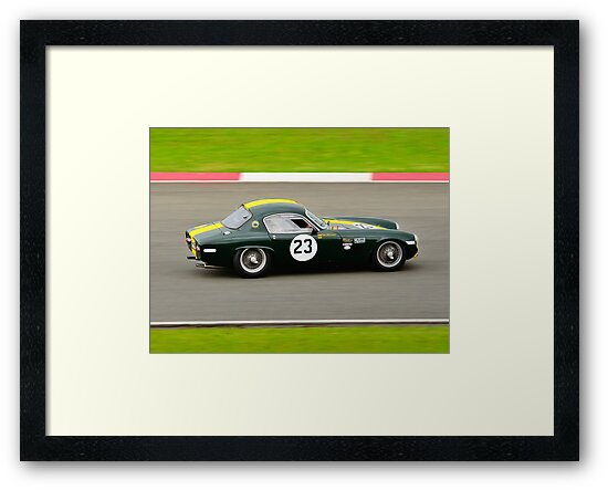 Lotus Elite No 23 by Willie Jackson
