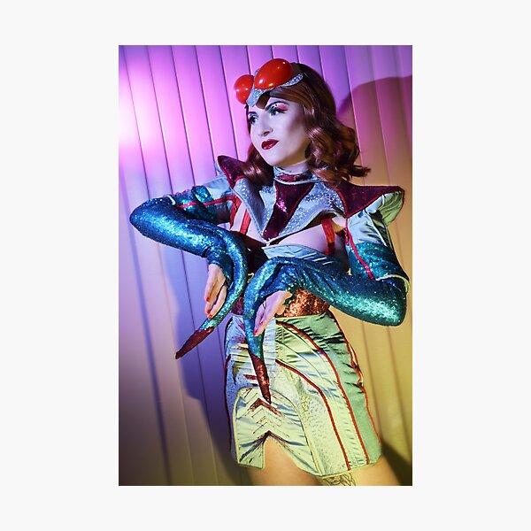 Mantis Photographic Print