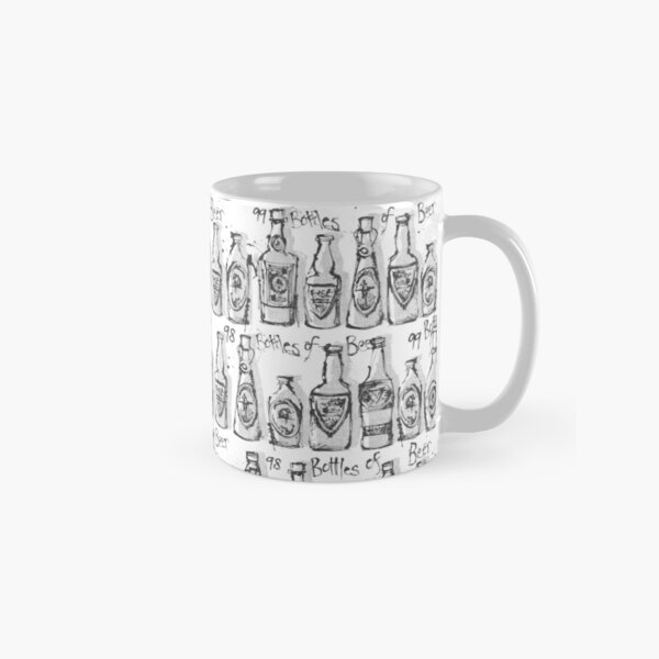 99 Beers Classic Mug