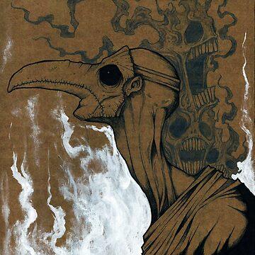 A plague of Sorrow by SubConArt