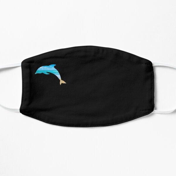 little Dolphin Flat Mask
