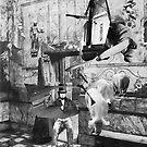 Thief of Pompeii. by Andy Nawroski