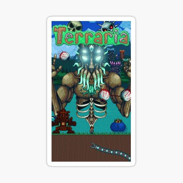 Terraria - Indie Game Sticker