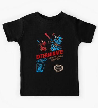 ExtermiNES! Kids Clothes