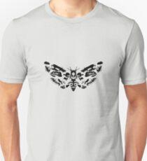 Death's Head Rorschach Unisex T-Shirt
