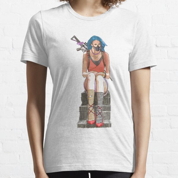 sitting waiting Essential T-Shirt
