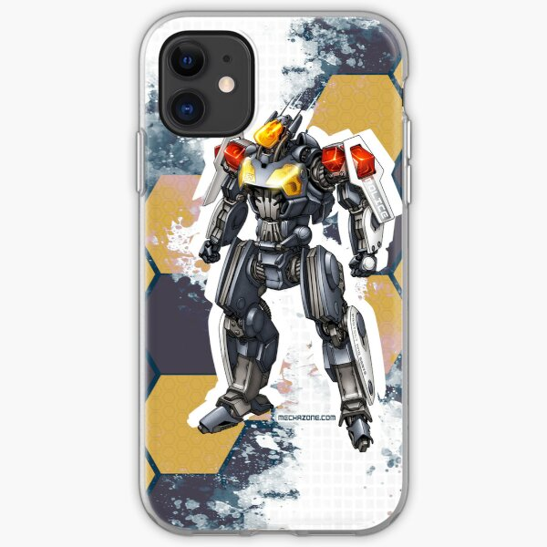 Police Robot 53 phone case iPhone Soft Case