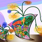 Flowers by IrisGelbart