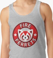 Fire Ferrets Men's Tank Top