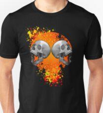 screaming skulls Unisex T-Shirt
