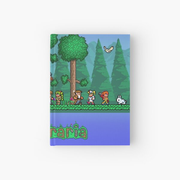 Terraria - Indie Game Hardcover Journal
